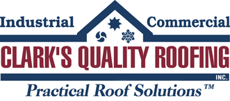 Clarks Quality Roofing logo