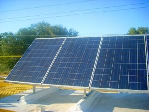 CQR Solar Panel